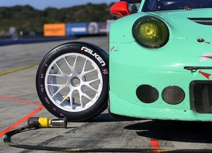 The 6 Stages Of Race Tire Testing