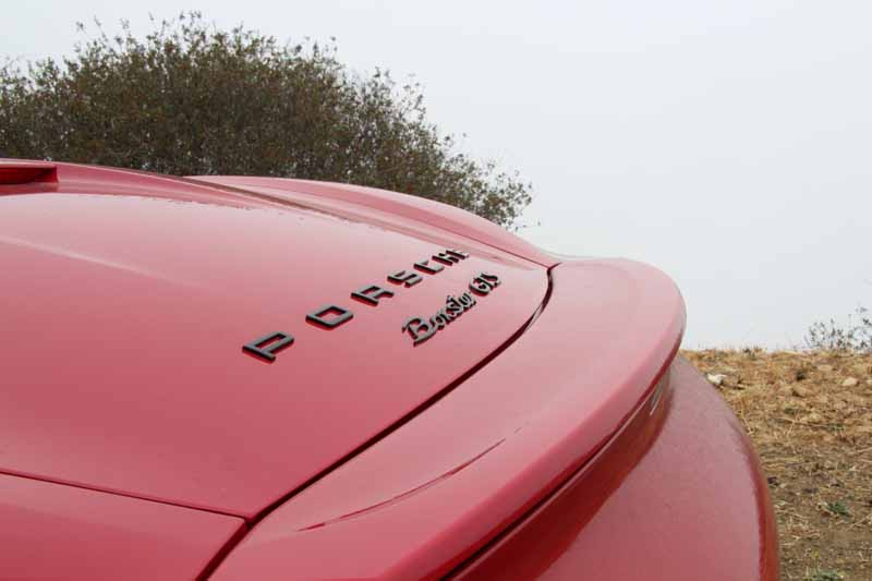 Boxster GTS Rear Decklid