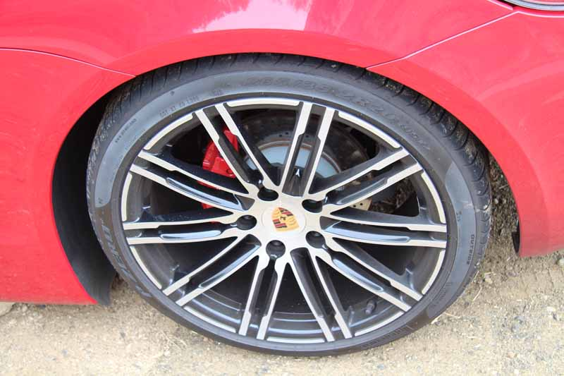 Boxster GTS Wheels