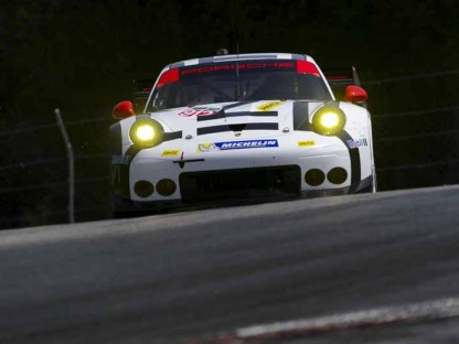 Porsche's Pictures And Results In the USCC at CTMP