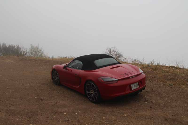 Up High Boxster
