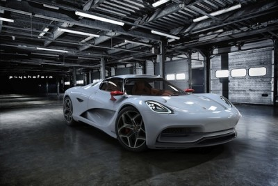 Porsche Hints, Again, At 7th Model