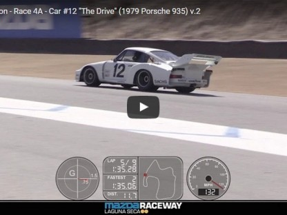 Video: Bruce Canepa Dominates The Field In His Porsche 935