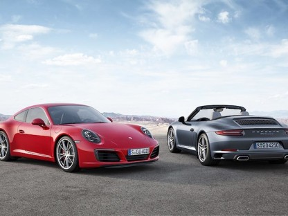 There's A New 911 In Town, And It's Turbocharged!