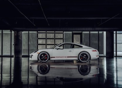 This Is The Porsche 911 Carrera GTS Rennsport Reunion Edition