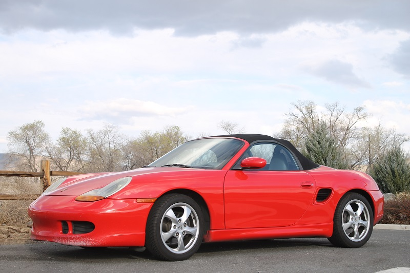 Project Boxster