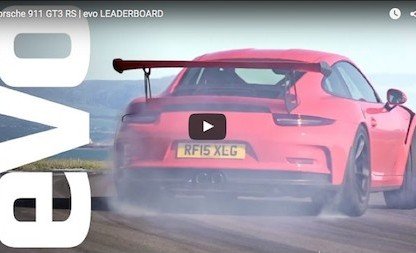 What's Faster On The Track, The 911 GT3 RS or The 911 Turbo S