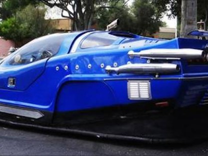 This Laser 917 Has A Flamethrower And A Taser