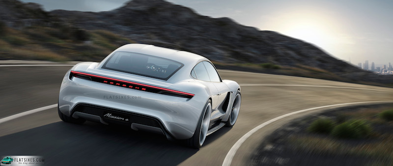 porsche mission e electric car type 717-rear-view-small