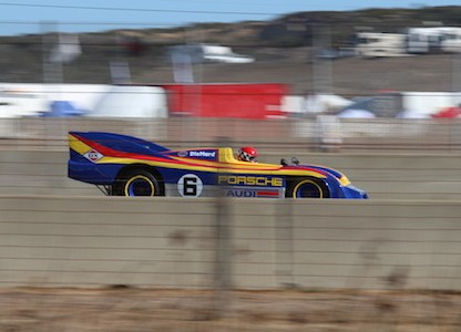 Porsche Pictures From Friday At Rennsport Reunion V
