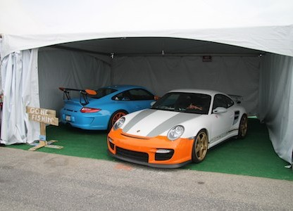 Porsche Pictures From Sunday At Rennsport Reunion V