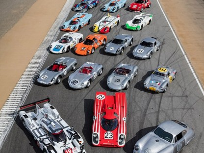Our Top Ten Favorite Moments From Rennsport Reunion V