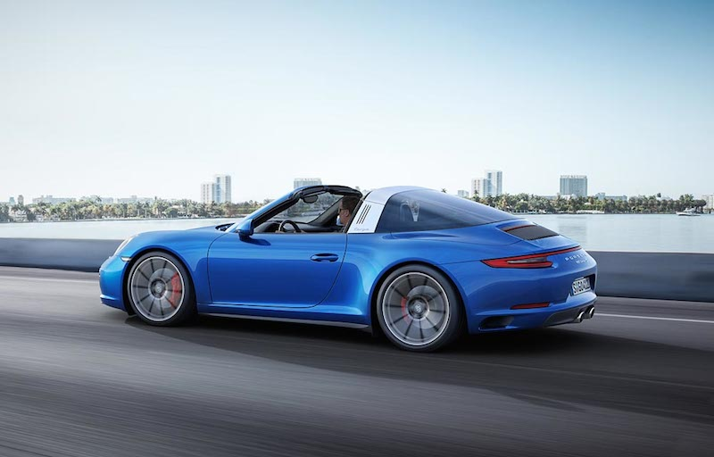 Brilliant Porsche Gives The New 30 Liter Turbo Engine AllWheel Drive With The New 201