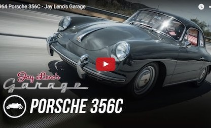 Watch John Willhoit Explain His 356 Engine Building Process To Jay Leno