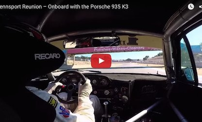 Ride On-Board A Le Mans Winning Porsche 935 K3 With Leh Keen