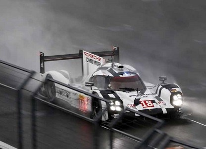 Porsche's Video, Pictures, and Results From The 6 Hours Of Fuji