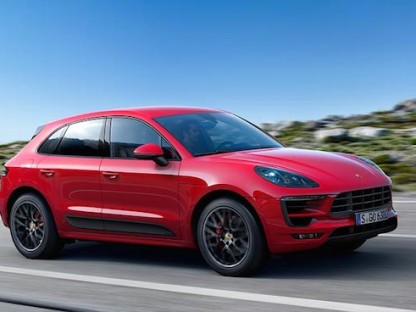Introducing The Porsche Macan GTS
