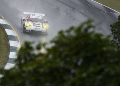 Porsche's Pictures And Results From Petit Le Mans At Road Atlanta