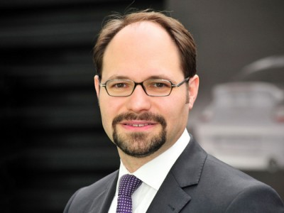 Dr. Josef Arweck Named Vice President Communications Porsche AG
