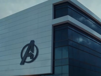 One Porsche Drive Doubles As Avengers Headquarters In New Captain America Movie