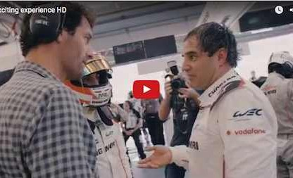 Porsche Gives Juan Pablo Montoya and Mitch Evans A Test In The 919