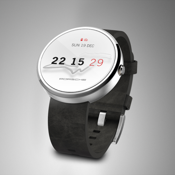 porsche android watch