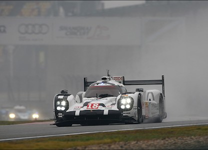 Porsche's Video, Pictures, and Results From The 6 Hours Of Shanghai