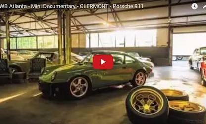 Documentary Captures The True Essence Of A RWB Porsche Build