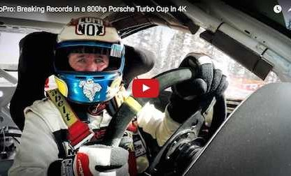 Watch Jeff Zwart Break Records In A 800 HP Porsche Turbo Cup