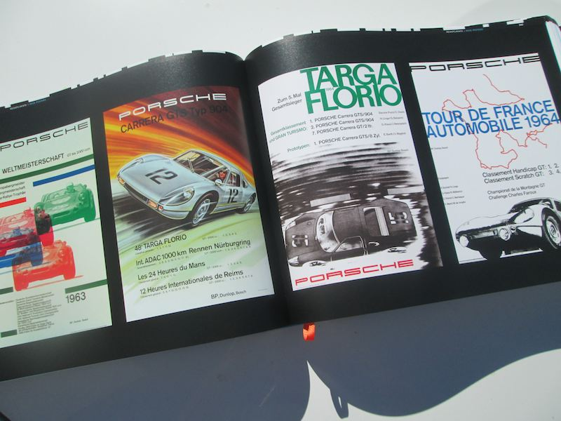 Posters in Porsche Carrera Book review