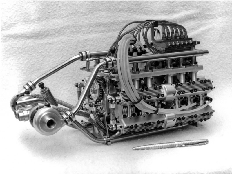 hand crafted working miniature porsche engines for sale. Black Bedroom Furniture Sets. Home Design Ideas