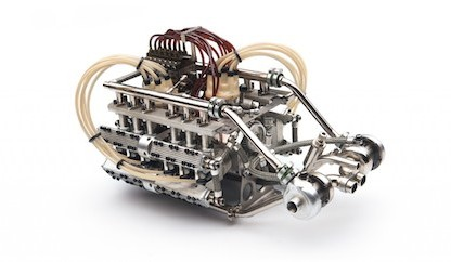 Miniature Porsche Engines Could Bring Huge Dollars At Auction
