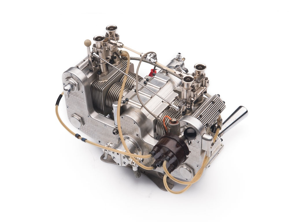 Hand crafted working miniature porsche engines for sale for Type 4 motor for sale