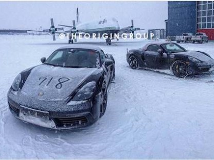 Boxster And Cayman Will Receive Updates And New Engines. Now Known As 718 Series