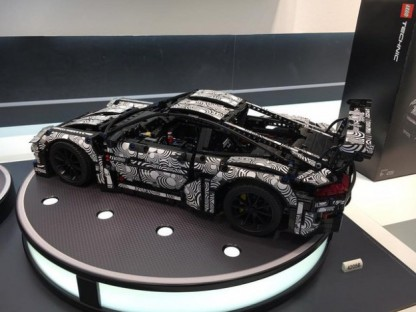 LEGO Launching New Porsche Racer Technics Set In Test Livery