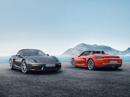 Pricing, Pictures, Video and Specs of The New 718 Boxster and 718 Boxster S