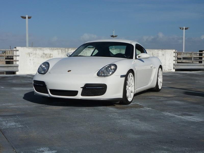 Turbocharged Porsche Cayman For Sale