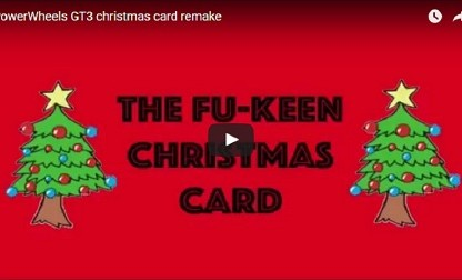 Leh Keen Made This 'Fu-Keen' Funny Porsche-Themed Christmas Card Video