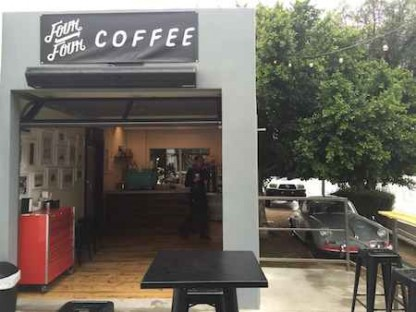 Porsche Inspired Coffee Shop Opens In Scottsdale
