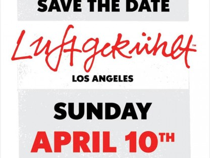 Save The Date: 3rd Annual Luftgekühlt Announced