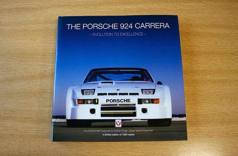 Porsche Carrera Gt book review