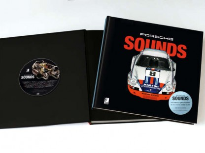 Porsche Sounds Book Review