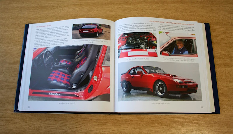 porsche 924 carrera gt book review