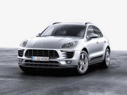 "Porsche Introduces New 4-Cylinder ""Entry Level"" Macan"