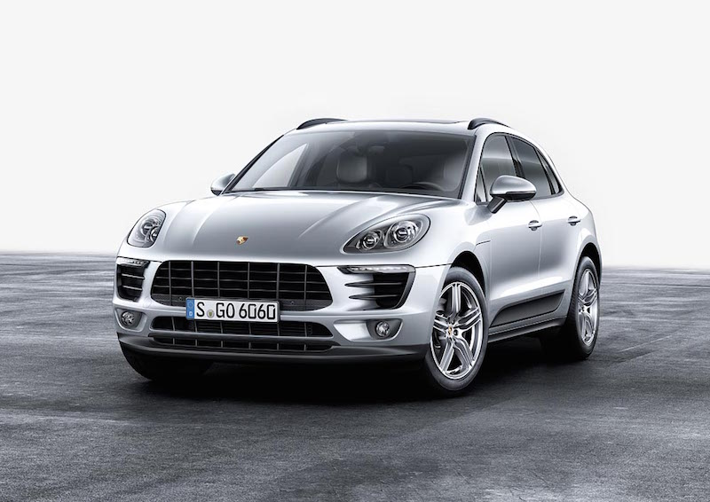 base level Porsche Macan