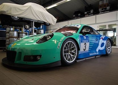 FALKEN To Continue Racing With Porsche