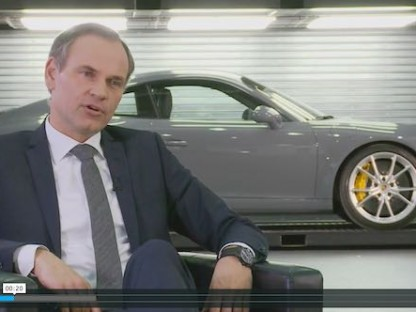 Porsche's 2015 Fiscal Results and 2016 Insights