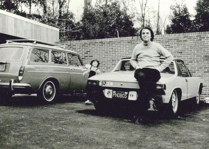 """Here's Your Chance To Own Carl Sagan's 914, """"Phobos""""!"""