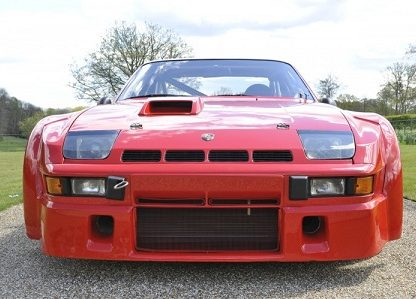 Coys Auction Is Selling The World's Nicest 924 Carrera GTR