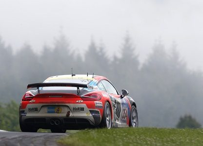 Porsche's Pictures, Video, And Results From The 24 Hours Of The Nurburgring